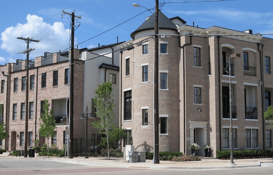 Urban condos
