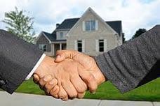 agent closing a deal